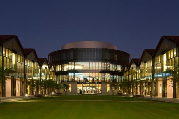 LSU Business Center Expansion