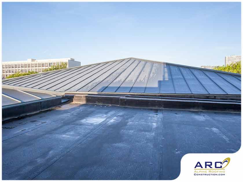 Punctures on Membrane Roofs: Causes and Prevention