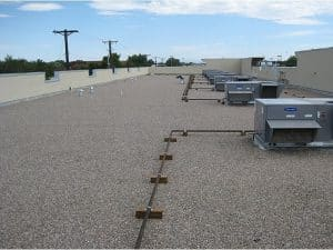 Built-Up Roofing Dallas