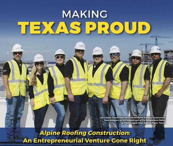 Making Texas Proud