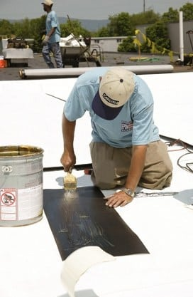 Commercial Roof Maintenance in Dallas & Throughout DFW