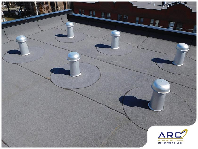 The Advantages of EPDM Roofing