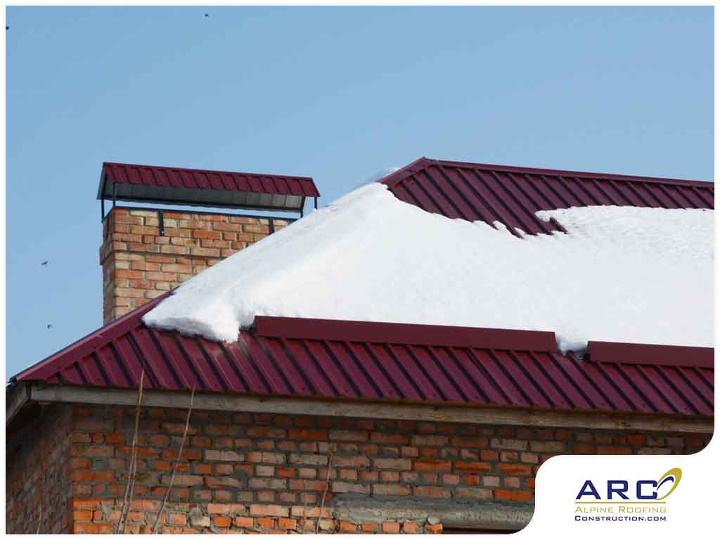 Ways Winter Can Affect Your Commercial Roofing System