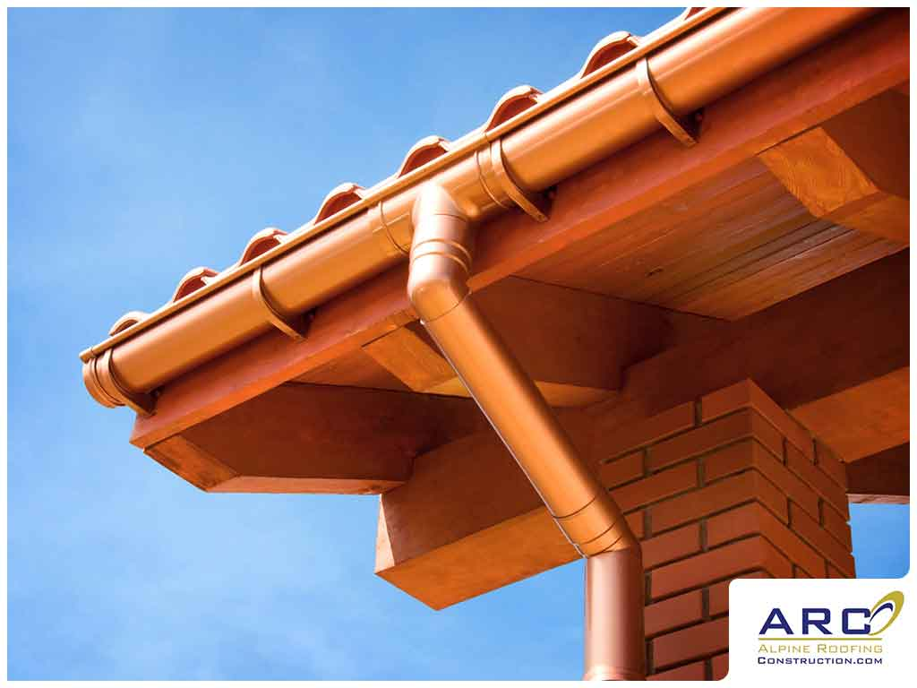 Why Copper Gutters Are Worthwhile Investments
